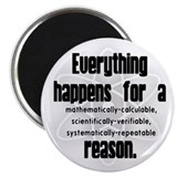 """For a Reason"" Magnet"
