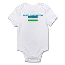 IMPORTED FROM UZBEKISTAN Infant Bodysuit