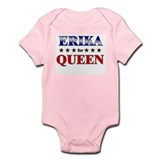 ERIKA for queen Onesie
