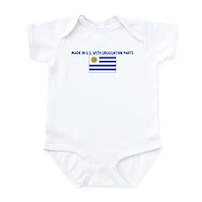 MADE IN US WITH URUGUAYAN PAR Infant Bodysuit