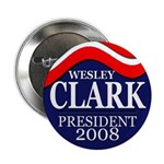 Wesley Clark President 2008 Button