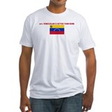 50 PERCENT VENEZUELAN IS BETT Shirt