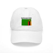 ZAMBIAN KING Baseball Cap