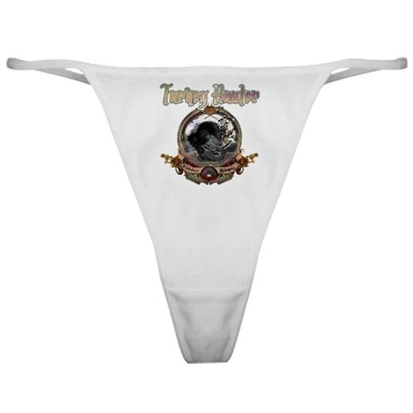 Turkey hunter Art Classic Thong