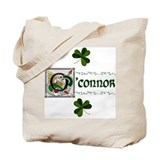 O'Connor Celtic Dragon Tote Bag