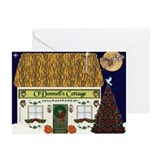 O'Donnell's Cottage Christmas Cards (Pk of 10)