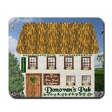 Donovan's Irish Pub Mousepad