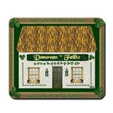 Donovan's Irish Cottage Mousepad