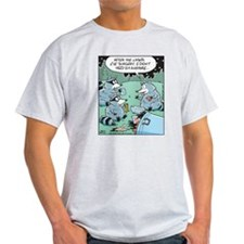 Raccoon Laser Eye Surgery T-Shirt