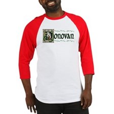 Donovan Celtic Dragon Baseball Jersey