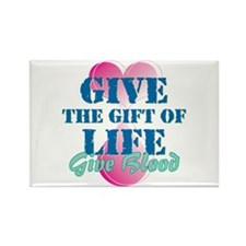 Gift of Life BD Rectangle Magnet (100 pack)