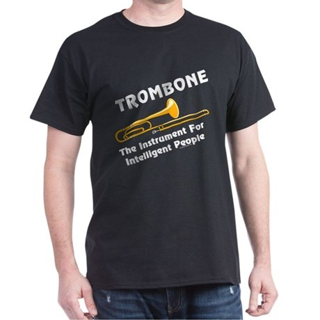 Trombone Genius Dark T-Shirt