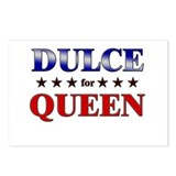 DULCE for queen Postcards (Package of 8)