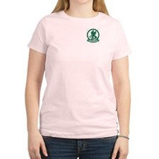 VA-205 Women's Pink T-Shirt