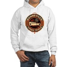 BONNEVILLE SALT FLAT TRIBUTE Hooded Sweatshirt