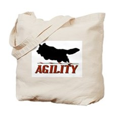 Agility Jumpin Tote Bag