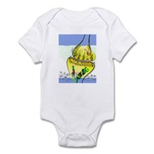 Unique Brains Infant Bodysuit