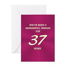 Wonderful Person - Birthday Card - 37