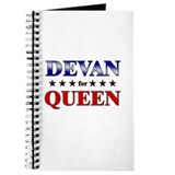 DEVAN for queen Journal
