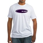 LOS ANGELES Fitted T-Shirt