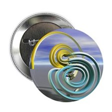 "Strange Attractor 2.25"" Button (10 pack)"