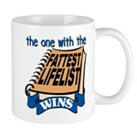 Fattest Lifelist Wins Mug