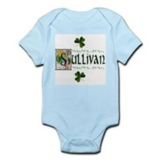 Sullivan Celtic Dragon Infant Creeper