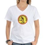 Coroner Women's V-Neck T-Shirt