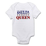 DELIA for queen Onesie