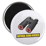 Natural Born Birder Magnet