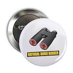 Natural Born Birder Button