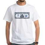 Injun Money White T-Shirt