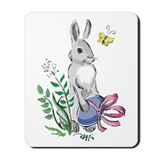 Peter Cottontail II Mousepad