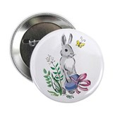 "Peter Cottontail II 2.25"" Button"
