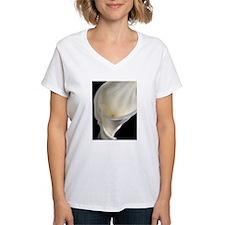 White Calla Lilly I Shirt