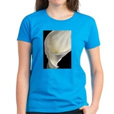 White Calla Lilly I Tee