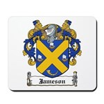 Jameson Family Crest Mousepad