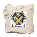 Jameson Family Crest Tote Bag