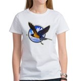 Funny Bird in flight Tee