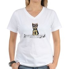Yorkshire Terrier Dad! Shirt