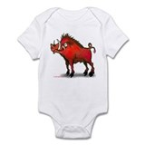 Cute Arkansas Infant Bodysuit