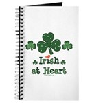 Irish at Heart St Patrick's Journal