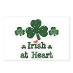 Irish at Heart St Patrick's Postcards 8 Pack