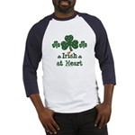 Irish at Heart St Patrick's Baseball Jersey