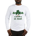 Irish at Heart St Patrick's Long Sleeve T-Shirt