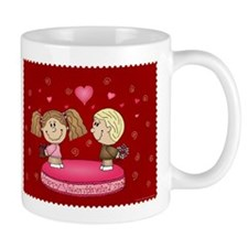 Valentine's Day Theme Cuties Mug