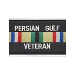 Persian Gulf Veteran Rectangle Magnet (100 pack)