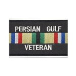 Persian Gulf Veteran Rectangle Magnet
