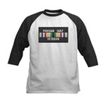 Persian Gulf Veteran Kids Baseball Jersey