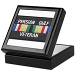 Persian Gulf Veteran Keepsake Box